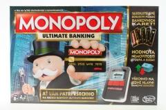 Hasbro Monopoly Elektronické bankovnictví CZ 2016