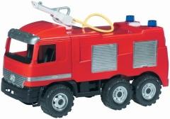 Mercedes požárníci