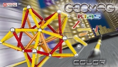 Geomag KIDS Color - 110 ks