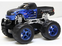 RC monster truck FF